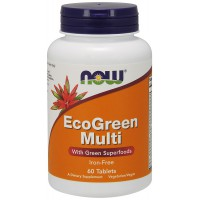 EcoGreen Multi - 60 Tablets