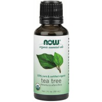 Tea Tree Essential Oil (Certified Organic) - 1 oz.